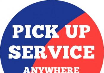 10K Pick Up Service