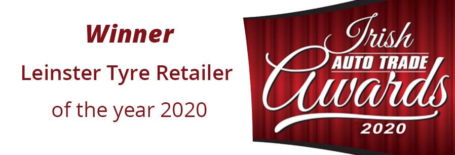 winner leinster tyre retailer 2020